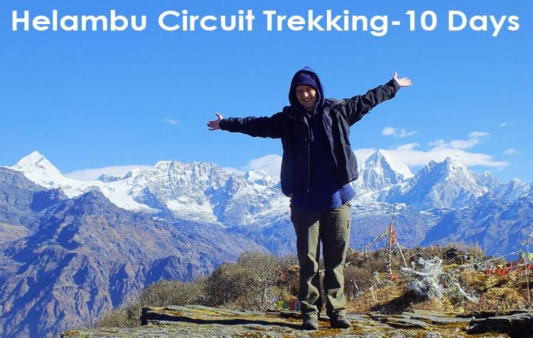 Helambu Circuit Trekking