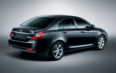 سيارة جيلي الصينية 2013