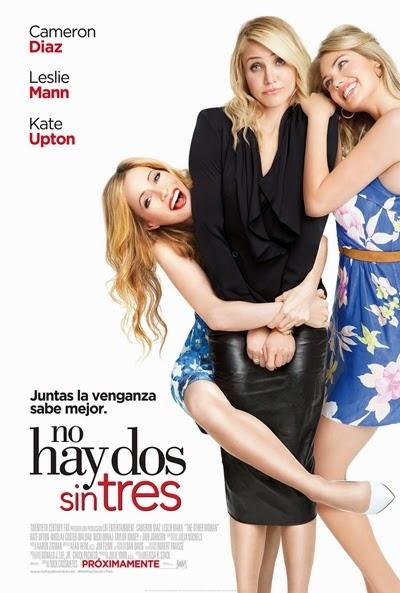 No Hay Dos Sin Tres (2014)
