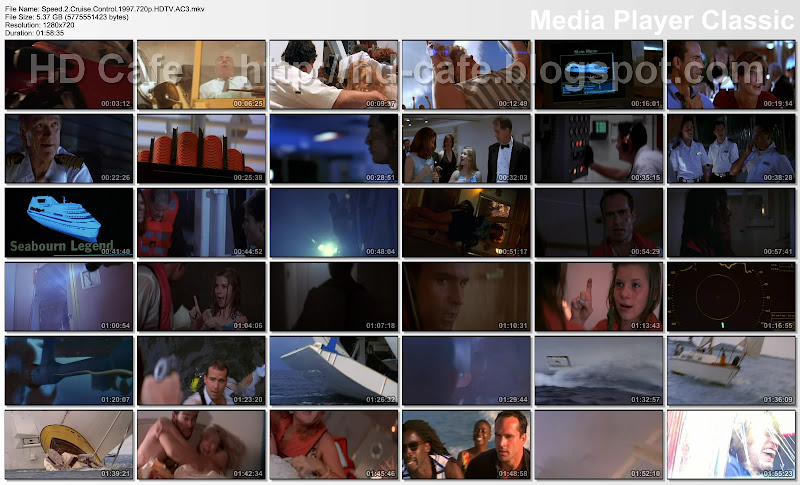 Speed 2 - Cruise Control 1997 video thumbnails