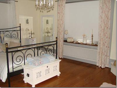 Decoraci n dormitorios estilo shabby chic ideas para for Recamaras estilo vintage