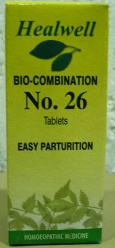bio-combination no 26 easy parturition