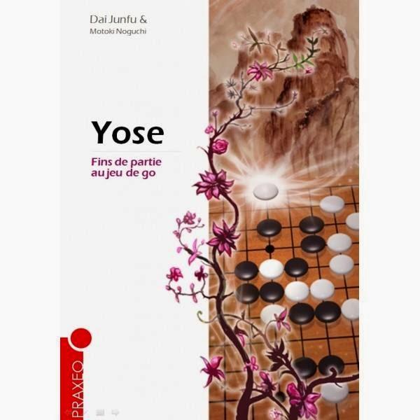Junfu Dai et Noguchi Motoki - Yose Fins de partie au jeu de go.