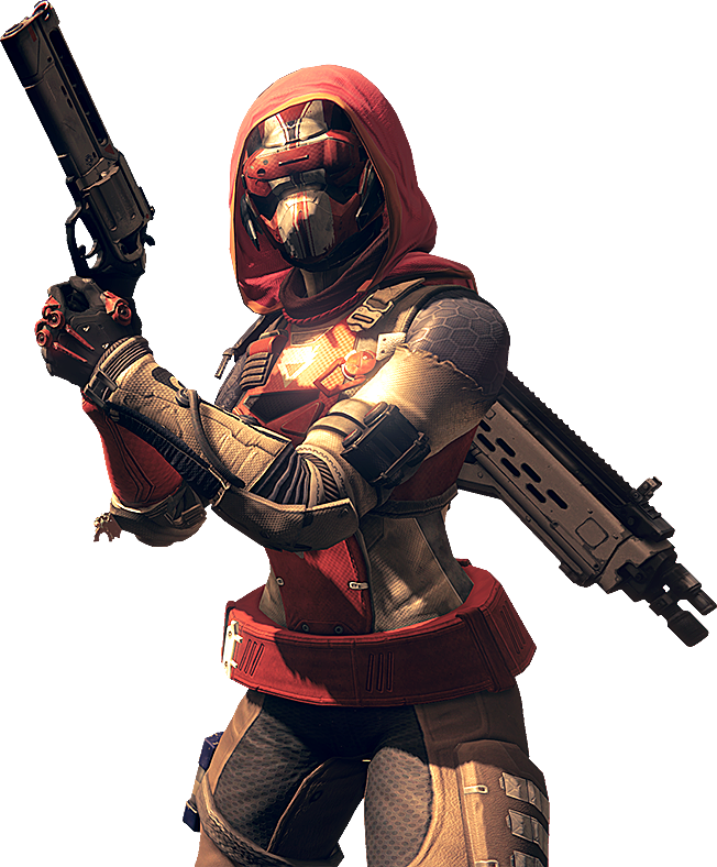 Le Gardien Chasseur sur Destiny