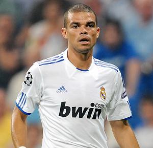 Pepe Tetap Bertahan di Real madrid