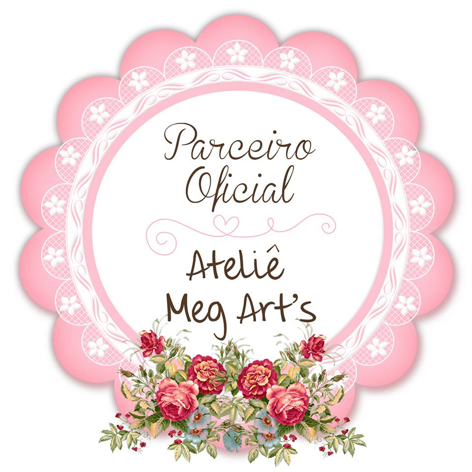 CANAL NO YOUTUBE DO ATELIÊ MEG ART'S
