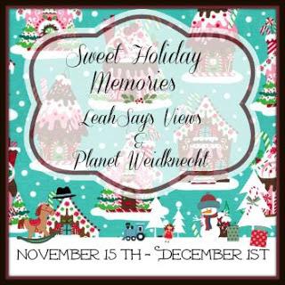 Sweet Holidays Blog Hop