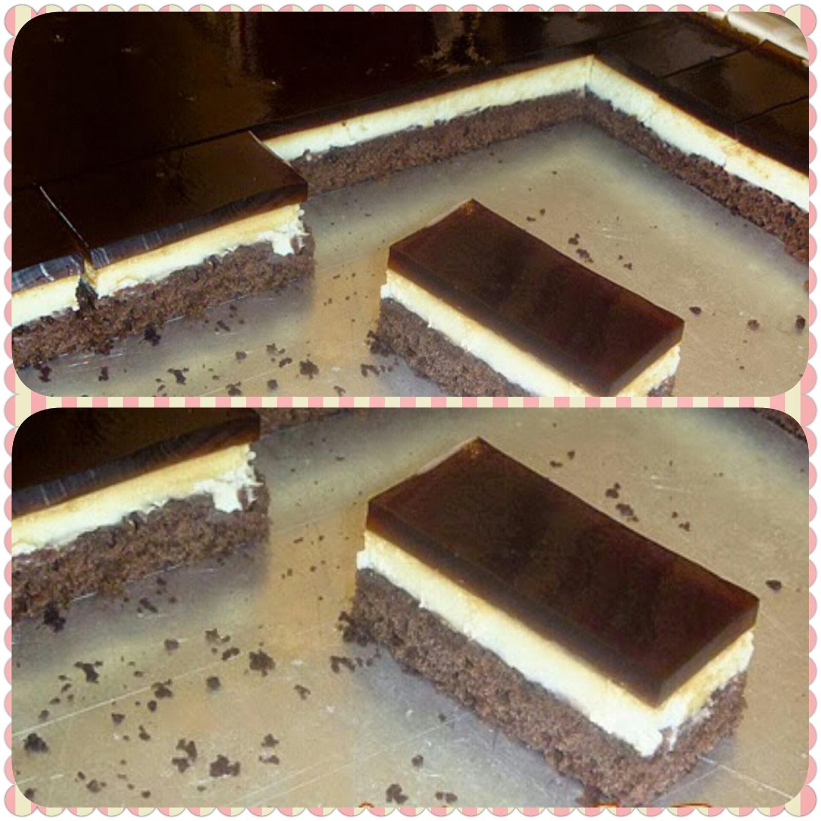Recettes et astuces de cuisine g teau miroir for Miroir de sucre