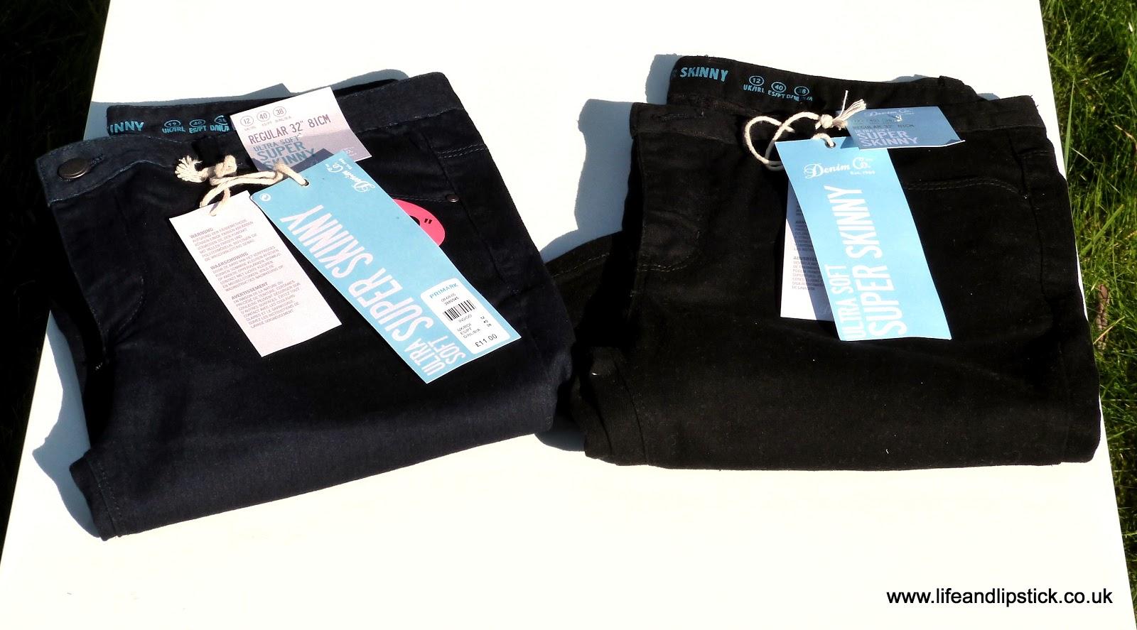 Primark Ultra Soft Super Skinny Jeans