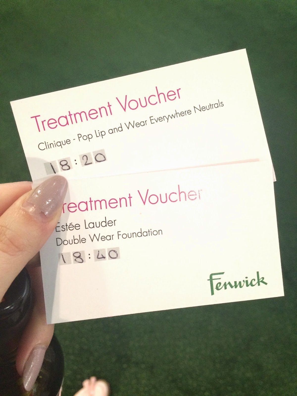 treatment vouchers