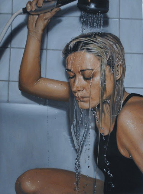 Oil Painting by Linnea Strid