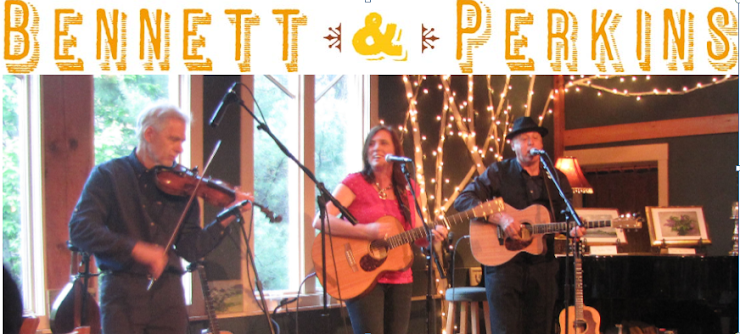 Bennett and Perkins - Harmonies and Guitars