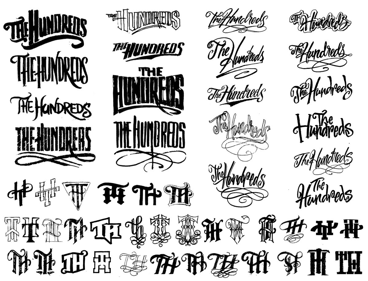 the art of hand lettering lettering for the hundreds