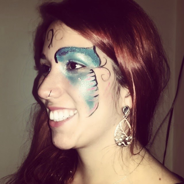 Pintura Facial.