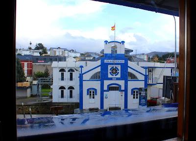 Lonja de Puerto de Vega
