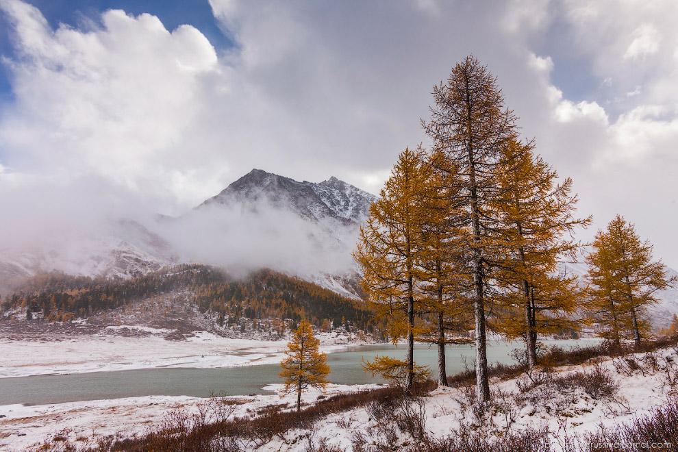 Осень на Алтае (11 фото)
