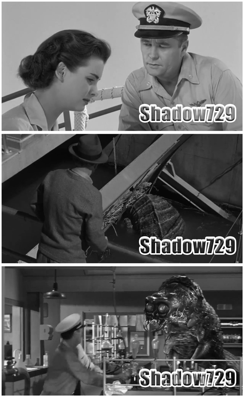 El Monstruo Que Desafió Al Mundo (1957) 720p-Mega