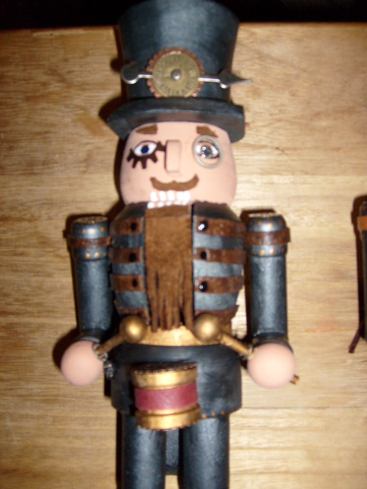 Paints To Make Steampunk Gear