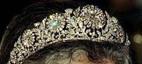 تيجان ملكية  امبراطورية فاخرة ImperialChrysanthemumTiara