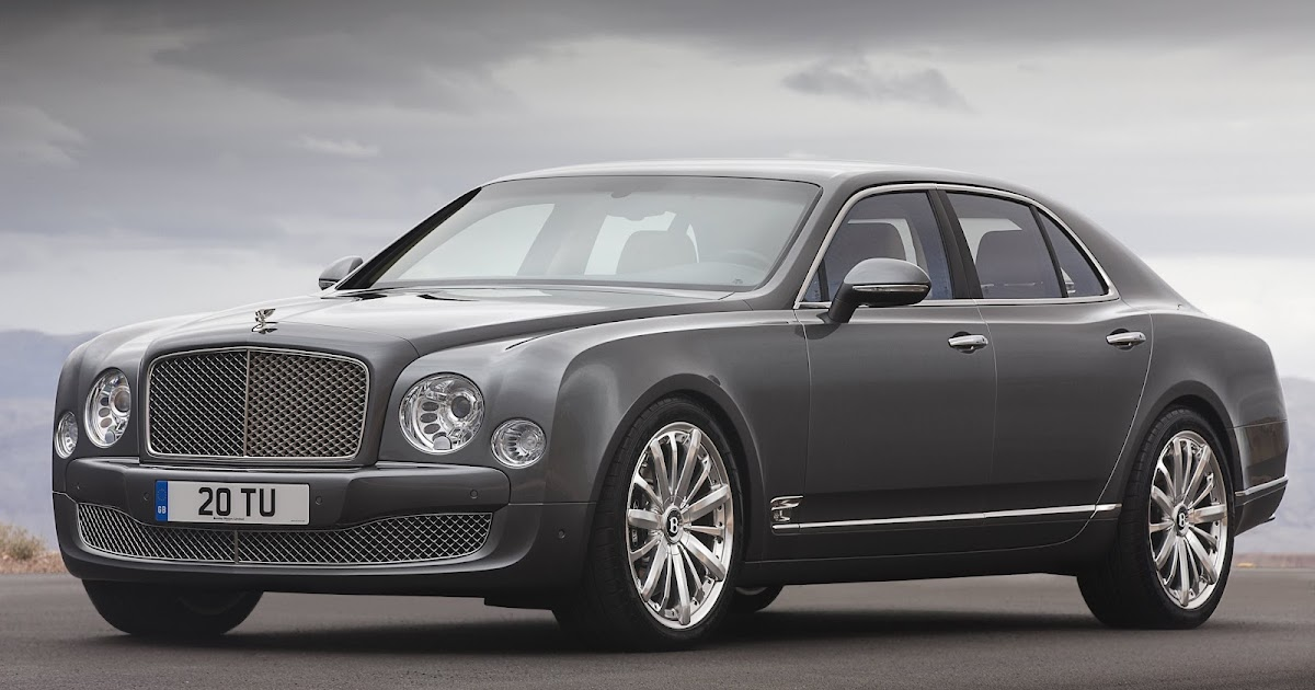 "2013 Bentley Mulsanne Mulliner on 21"" 6.75 V8 505 cv 296 kmh 0-100 kmh ..."