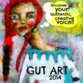 Amazing GUT ART Class has begun!!