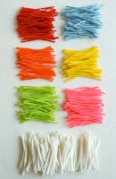 Enfeites coloridos, diferentes e divertidos de feltro para o natal