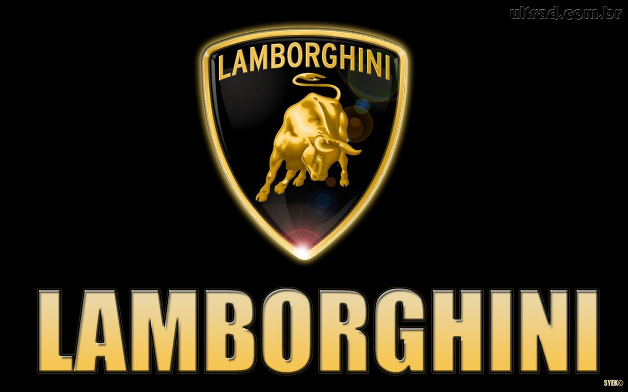 Background Of Lamborghini Just Dream High And Take An Action