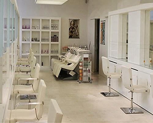 Beauty Salon Decor: SCORING WITH COLOR | Spa Equipment by Blasononline