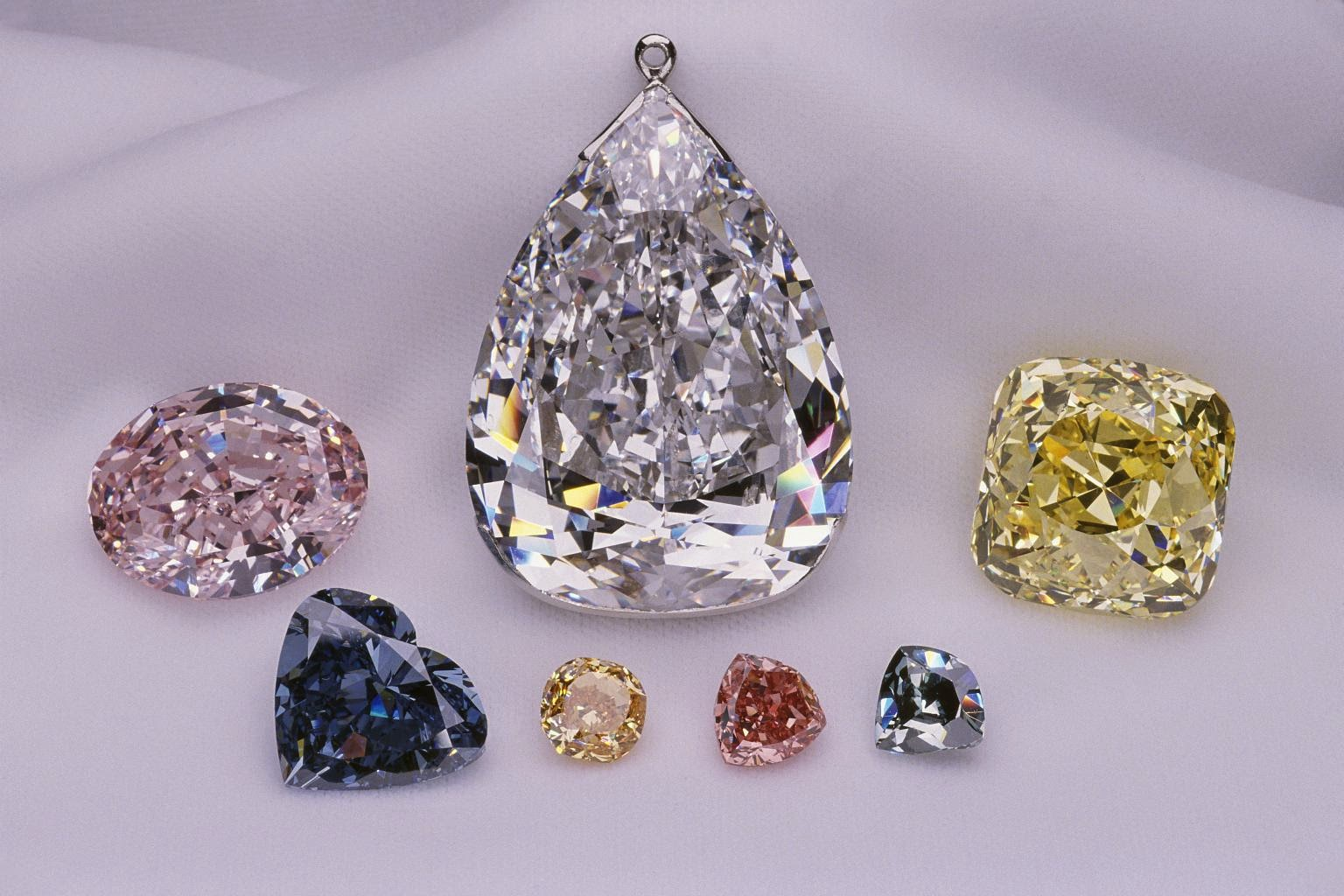 Sociolatte: 7 of the world\u0026#39;s most famous diamonds all in ...