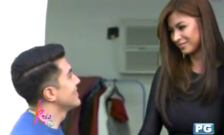 Luis Manzano and Angel Locsin Officially Back Together