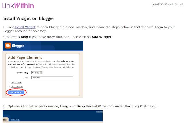 Como, colocar, artigos, relacionados, apenas, nas, postagens, do Blogger