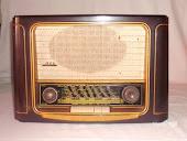 A Memória de um rádio antigo: