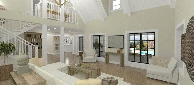 Schwedenhaus innenansicht  Ein Schwedenhaus im New England Stil... - Beachhouse Living
