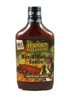 Hank Williams Jr Family Tradition Mountain Smoke Bar-B-Que Sauce