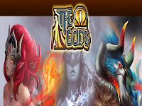 The Gods Omega Mod APK High Damage + No Cooldown