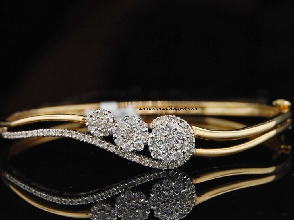 Farzana Diamond Jewellers Diamond Weddings Stylish Bracelet Jewelry Collecti