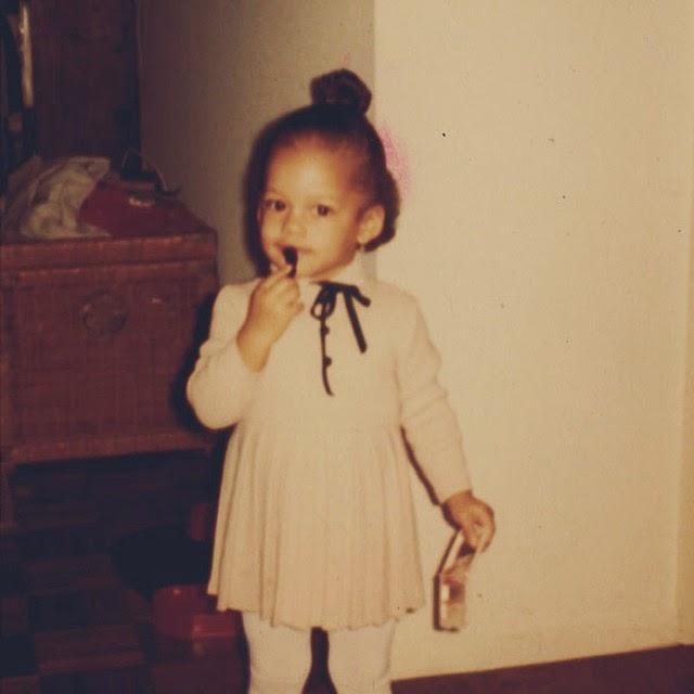 Alicia Keys When She Was Little