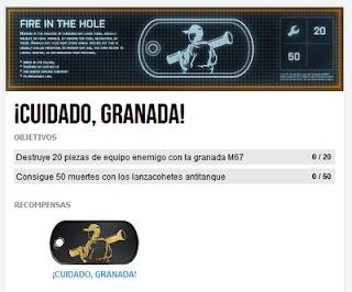 Misión Premium 2: ¡Cuidado, Granada!