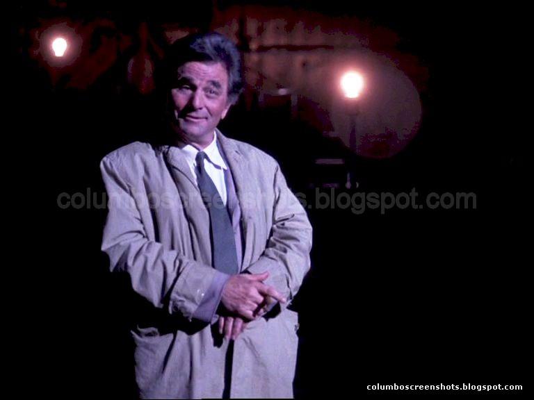 Vagebond's Columbo Screenshots: Columbo 47 - Murder, Smoke and Shadows (1989) part 10
