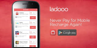 Free Recharge App Ladooo : Earn Recharge Credits By Completing Some Tasks + Unlimited Free Recharge By Referring friends(15 Rs per Refer)