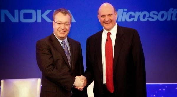 Nokia Resmi Bergabung dengan Microsoft