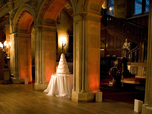 Highclere Castle Wedding Downton Abbey Matthew Mary Crawley VPT Experience