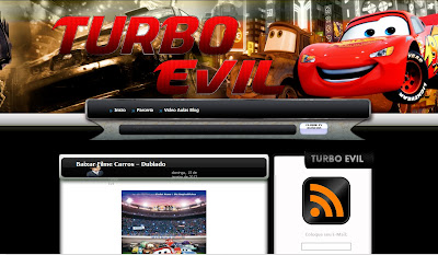 Template do Turbo Evil para Blogger