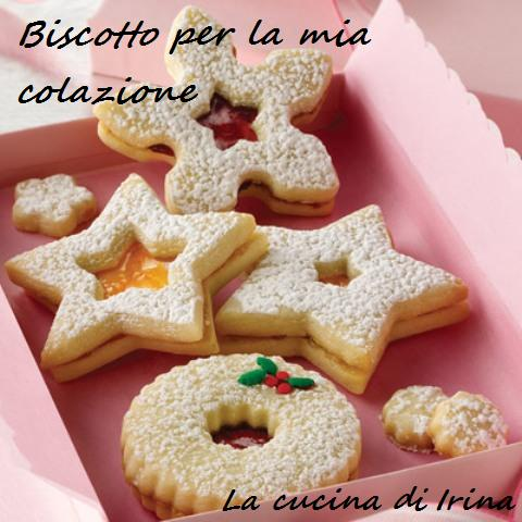 Contest &quot; Biscotto per la mia prima colazione&quot;