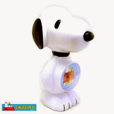 Reloj Despertador Snoopy
