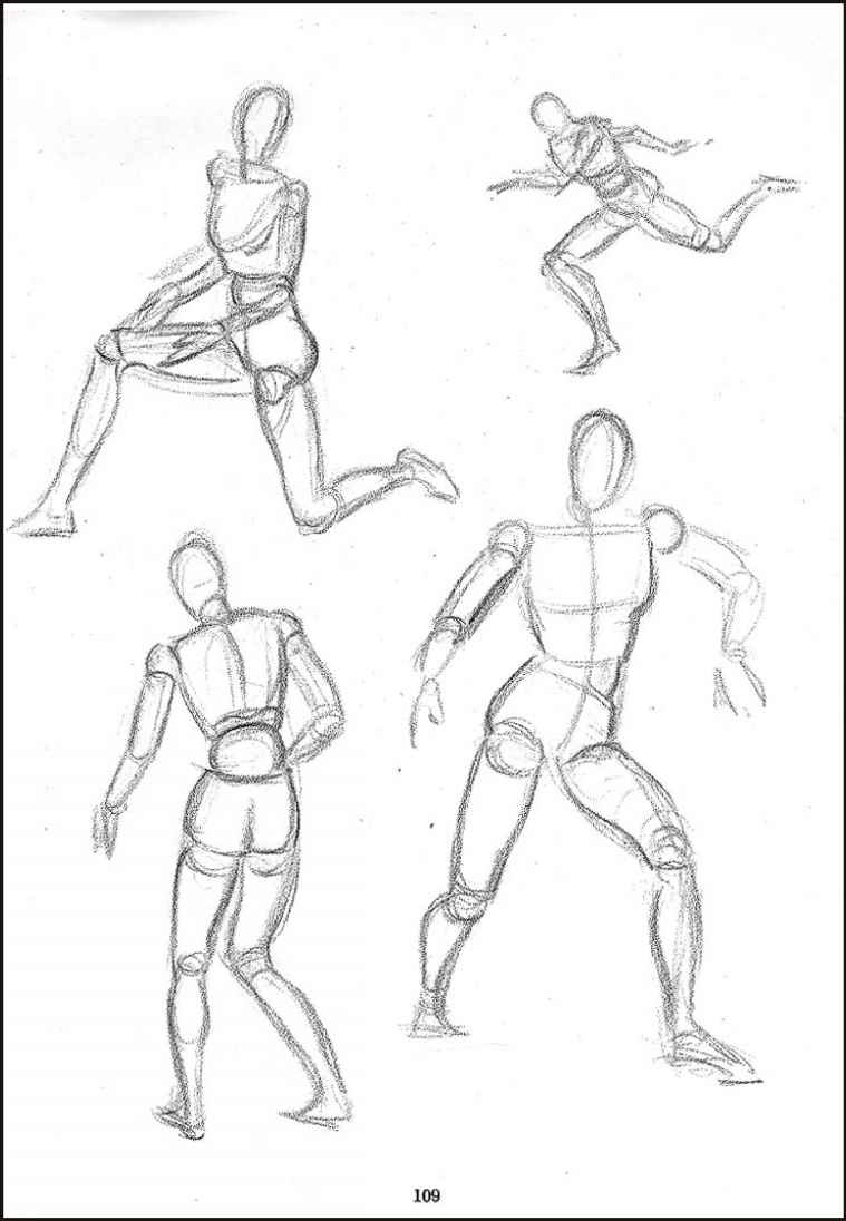 Drawing Mannequin Poses Pictures To Pin On Pinterest - PinsDaddy