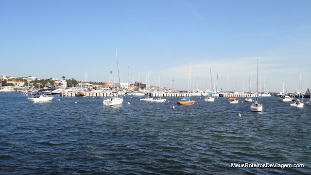 Porto de Punta del Este - Uruguai