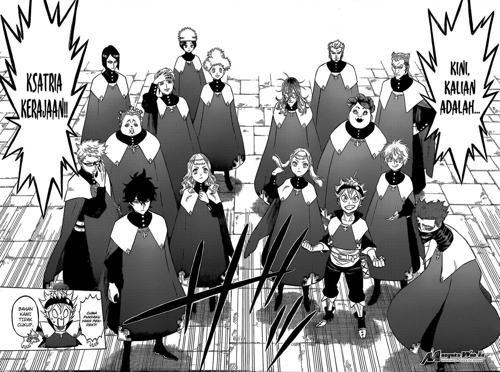 Black Clover Chapter 134-12