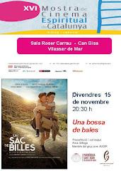 XVI MOSTRA DE CINEMA ESPIRITUAL DE CATALUNYA