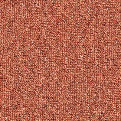 Seamless fabric orange red carpet floor texture 1024px